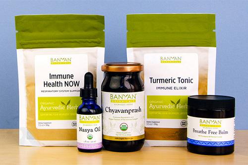 Banyan Botanicals Herbs and Oils