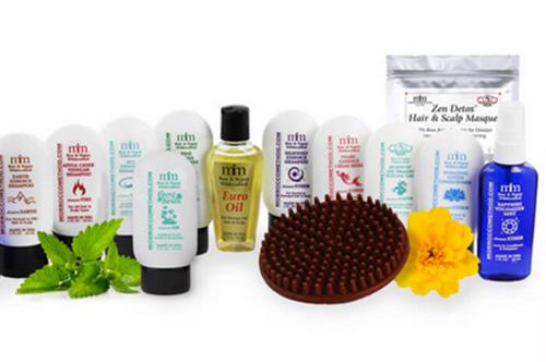 Morrocco Method Hair Care